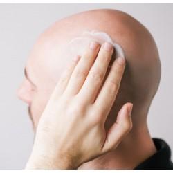 Duo de crèmes pour crâne chauve, rasé, tondu